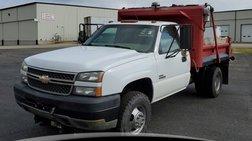 2005 Chevrolet Silverado 3500 WT