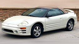 2004 Mitsubishi Eclipse Spyder GS