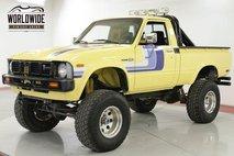 1979 Toyota  SR5 CA TRUCK 4x4 20R LOW MILES BABIED