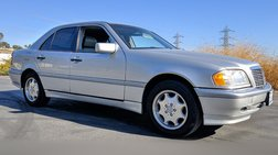 1998 Mercedes-Benz C-Class C 230