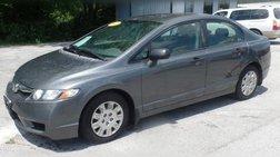 2009 Honda Civic DX-VP