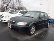 2001 Mazda Protege ES