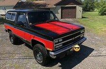 1990 Chevrolet Blazer K5