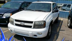 2009 Chevrolet TrailBlazer 4dr 4WD LT