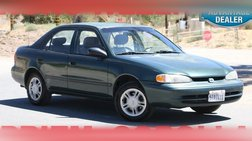 2002 Chevrolet Prizm COROLLA