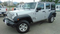 2010 Jeep Wrangler Unlimited Sport