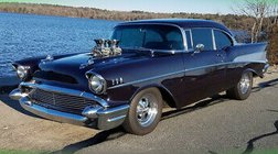 1957 Chevrolet Hard Top/Sport - Body Off Restoration