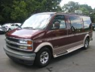 2001 Chevrolet Express Wagon