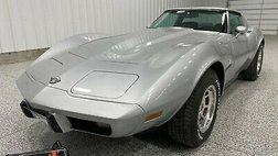 1978 Chevrolet Corvette , 25th Anniversary, 350ci-Auto, New Paint
