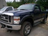 2008 Ford Super Duty F-350 XLT