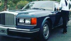 1988 Bentley Mulsanne