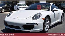 2015 Porsche 911 Carrera