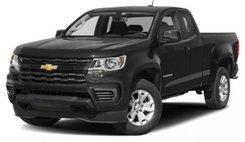 2021 Chevrolet Colorado LT