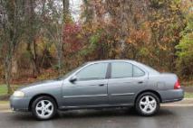 2001 Nissan Sentra GXE