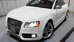 2012 Audi S5 4.2 quattro Premium Plus