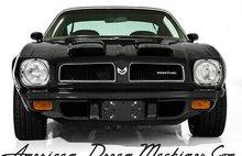 1974 Pontiac Firebird Black 4-Speed  AC