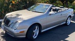2003 Mercedes-Benz CLK-Class CLK 430