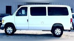 1998 Ford Club Wagon XLT HD