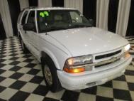 1999 Chevrolet Blazer Trailblazer