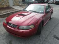 2004 Ford Mustang Base