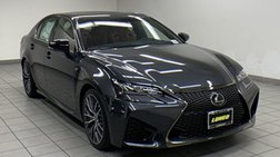 2020 Lexus GS F Base