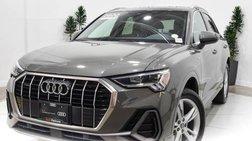 2020 Audi Q3 2.0T quattro Premium Plus S line