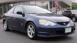 2004 Acura RSX Standard