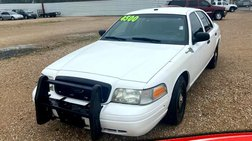 2005 Ford Crown Victoria Police Interceptor