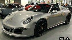 2016 Porsche 911 Targa 4 GTS HUGE MSRP! $175,115