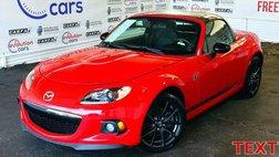 2015 Mazda MX-5 Miata Club