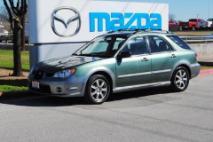2007 Subaru Impreza Outback Sport