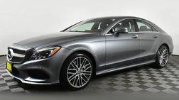 2016 Mercedes-Benz CLS-Class CLS 550 4MATIC
