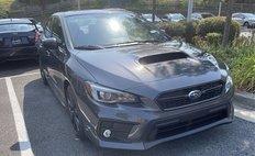 2021 Subaru WRX Limited