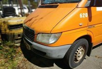 2004 Dodge Sprinter 2500 Commercial Cargo Work Van Mercedes Diesel