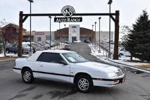 1992 Chrysler Le Baron Base