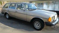 1985 Mercedes-Benz 300-Class 300 TD