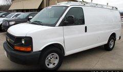 2013 Chevrolet Express Cargo Van 3500