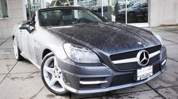 2014 Mercedes-Benz SLK-Class SLK 250
