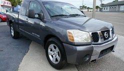 2006 Nissan Titan SE
