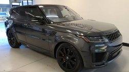 2019 Land Rover Range Rover Sport Autobiography