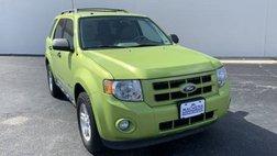 2012 Ford Escape Hybrid Base