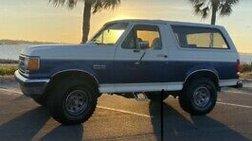 1988 Ford Bronco U100