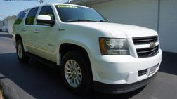 2010 Chevrolet Tahoe Hybrid Base