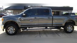 2017 Ford F-350 Lariat Crew Cab Long Bed 4WD