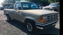 1990 Ford Ranger S Reg. Cab 2WD