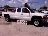 2006 Chevrolet Silverado 2500HD Ext Cab 157.5