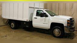 2015 Chevrolet Silverado 3500 Work Truck