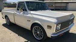1972 Chevrolet Nut and Bolt Frame-Off Restoration - 572 Big Block