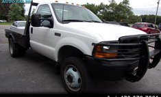 1999 Ford Super Duty F-550 Reg Cab 141