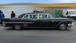 1958 Cadillac Fleetwood 1958 Cadillac limo original survivor